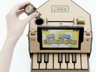 Nintendo unveils cardboard 'Labo' kits for kids
