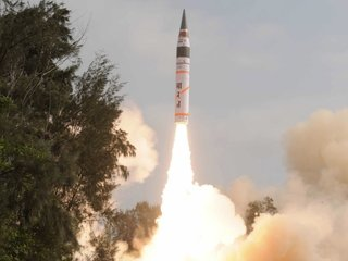 India tests Agni 5 ICBM
