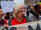 The Women's March is an international movement
