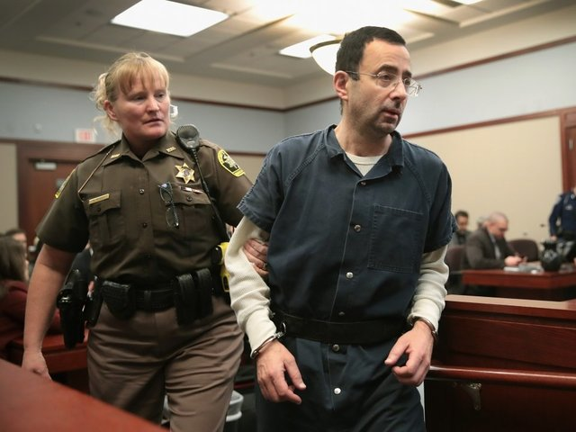 Nassar victim says Michigan State billing her