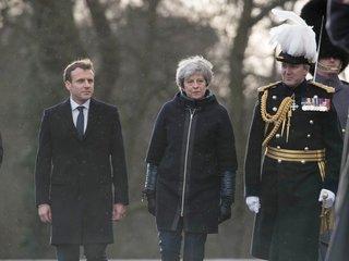 UK-France summit focuses on border issues