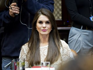 House delays Hope Hicks testimony