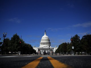 Government shutdown in Senate hands