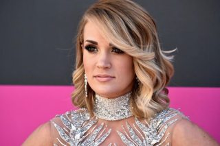 Carrie Underwood reacts on Twitter to speeding