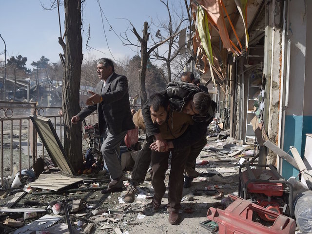 Kabul blast: Death toll rises to 40