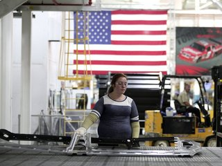 US GDP growth slowed late last year