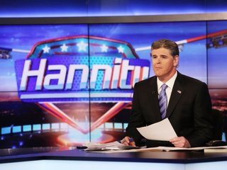 Sean Hannity's Twitter goes briefly dark
