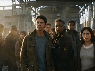 The Last 'Maze Runner' pushes 'Jumanji' to No. 2