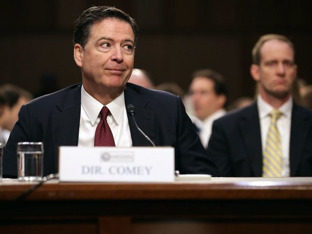 Meanwhile, These Other Memos-Written By James Comey-Will Remain Secret