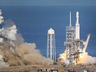 SpaceX's launch was impressive, even if delayed
