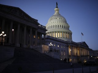 House passes short-term spending bill