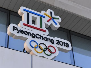 What the weird 2018 Winter Olympic logo means