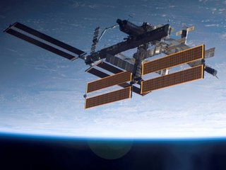 Report: The ISS could be privatized in 2025
