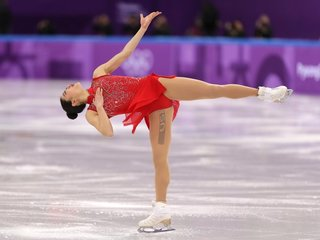How do Olympians keep nailing impossible tricks?