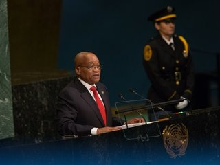 South Africa's ANC confirms recall of Zuma