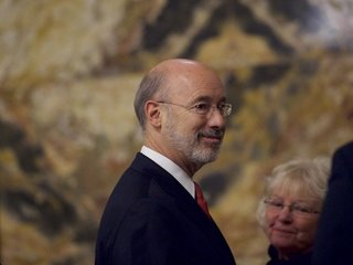 Pennsylvania's governor rejects new map