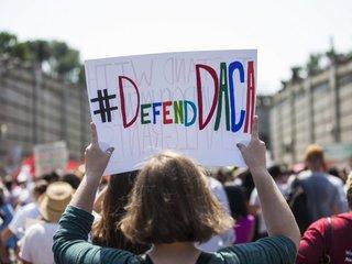 Second judge temporarily blocks ending DACA