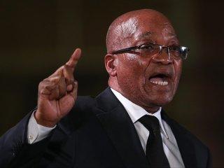 South Africa's President Jacob Zuma resigns