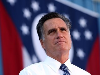 Mitt Romney running for US Senate in Utah