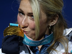 Favorite Mikaela Shiffrin misses out on medal