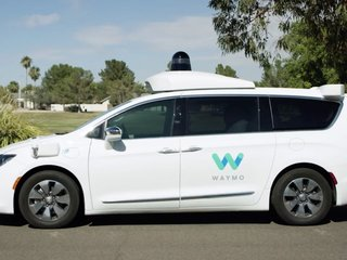 Waymo gets 'OK' for ride-hailing service