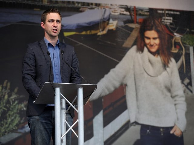 Husband of slain MP Jo Cox quits charities after misconduct claims