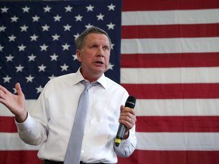 Kasich alters Second Amendment page on his site