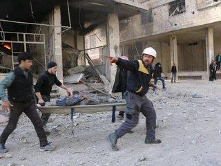 Dozens killed in strikes on Eastern Ghouta