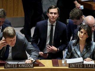 US, Abbas clash at UN Security Council