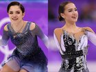 Russian figure skaters battle in final