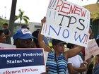 Immigrants sue Trump to block TPS termination