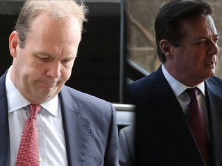 Mueller charges Manafort, Gates with tax fraud