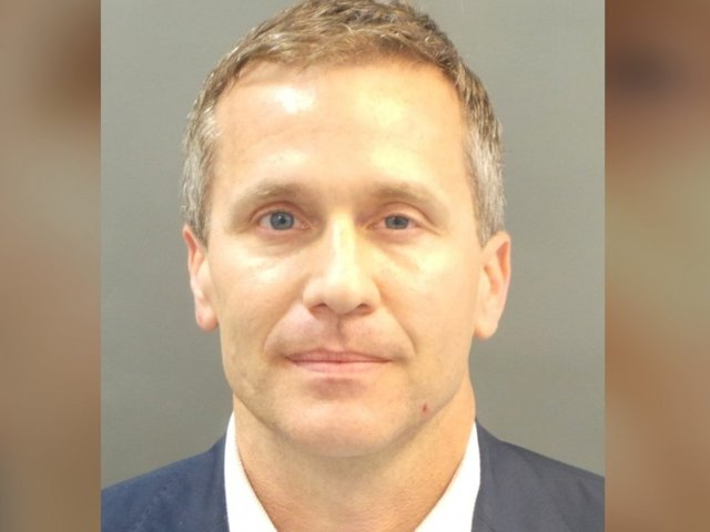Missouri governor indicted on felony invasion of privacy charge
