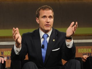 Missouri Gov. Greitens says he's innocent