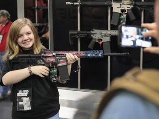 GOP senator doubts gun age limit bill will pass