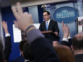 Mnuchin says more Russia sanctions coming
