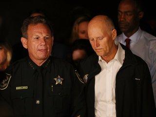 Broward County sheriff says he won't step down