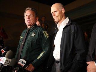 Florida to investigate school shooting response