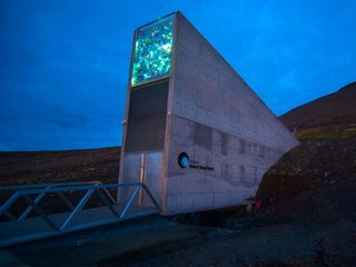 Norway to spend $12.7 million on seed vault