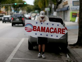 States sue federal government over Obamacare