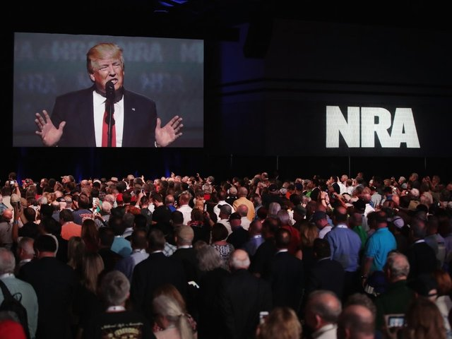 Trump's Meeting About Video Game Violence Isn't Happening