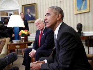 Trump: Obama wasn't 'proactive' on gun reform