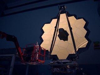 James Webb Telescope may run over budget