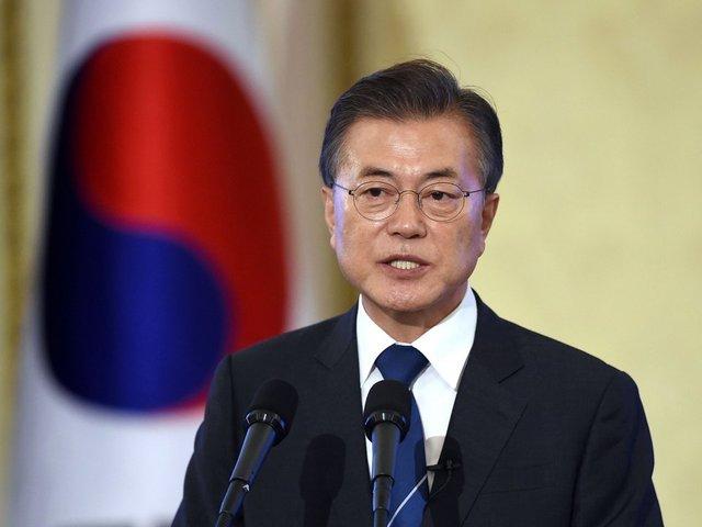 S Korean delegation arrives in N Korea for talks