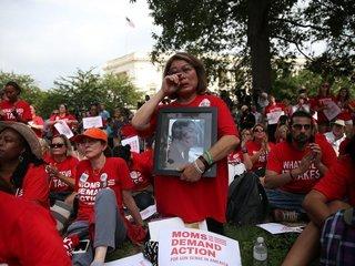 Gun reform groups report jump in participation