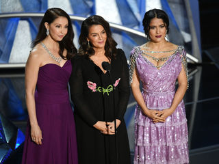 Time's Up montage highlighted at Oscars