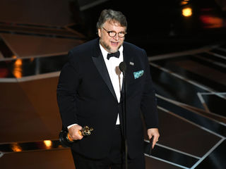 'The Shape of Water' wins at Academy Awards