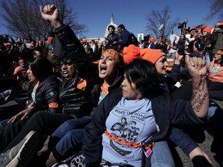 DACA deadline brings protests to D.C.
