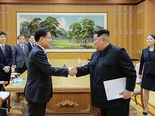 Kim Jong-Un Wants To 'Vigorously Advance'...