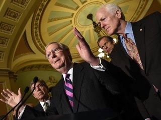 Senate passes bill easing Dodd-Frank bank rules